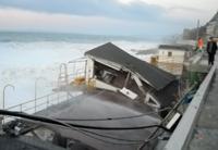 Mareggiata a Deiva Marina | Cronaca